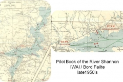 Pilot Book of the Shannon IWAI/Bord Failte late 1950s
