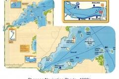 Shannon Navigation Charts 1960s